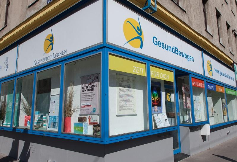 GesundheitLernen Außenansicht Hernalser Hauptstraße 168