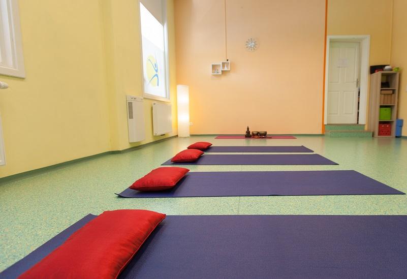 GesundheitLernen Yogamatten mit gemütlichen Polster