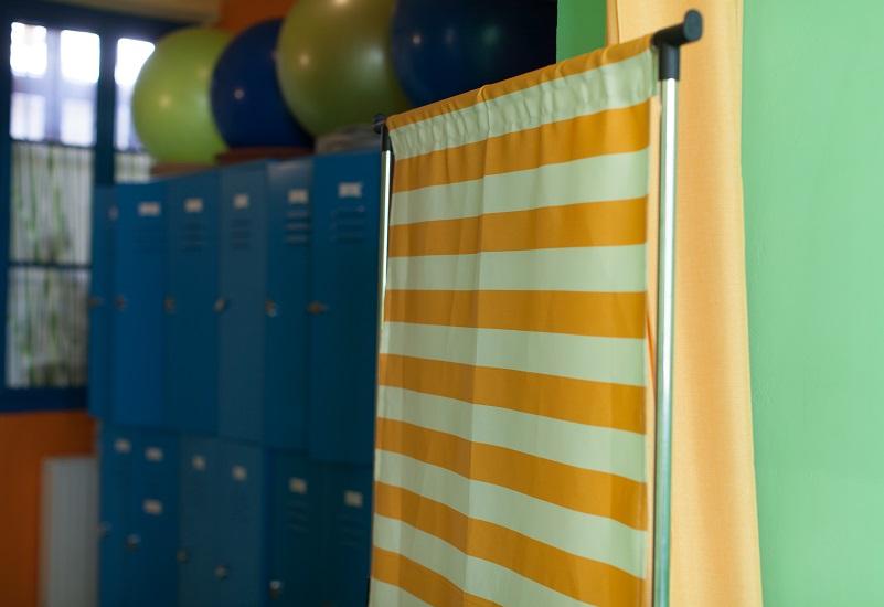 GesundheitLernen Garderobe